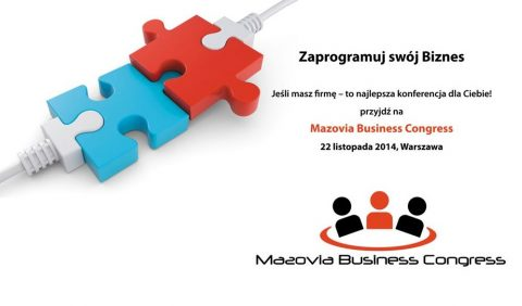 Mazovia Business Congress.