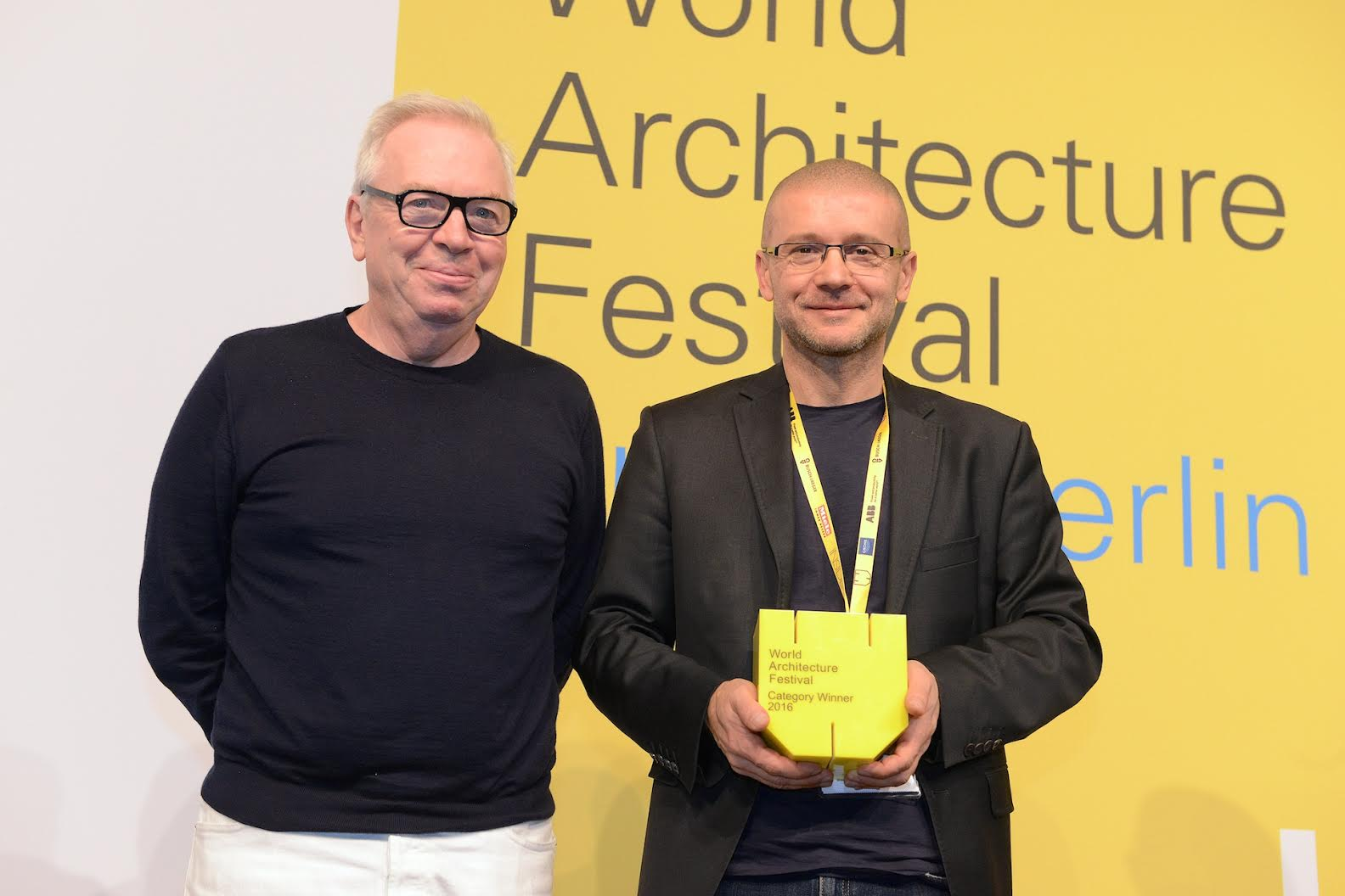 David Chipperfield, Robert Konieczny