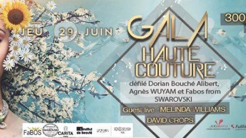 Gala Haute Couture – Tuluza /Francja  29.06.2017